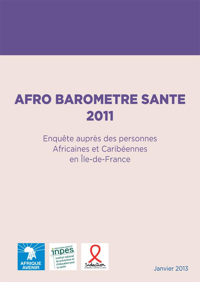 AFROBAROMETRE SANTE 2011