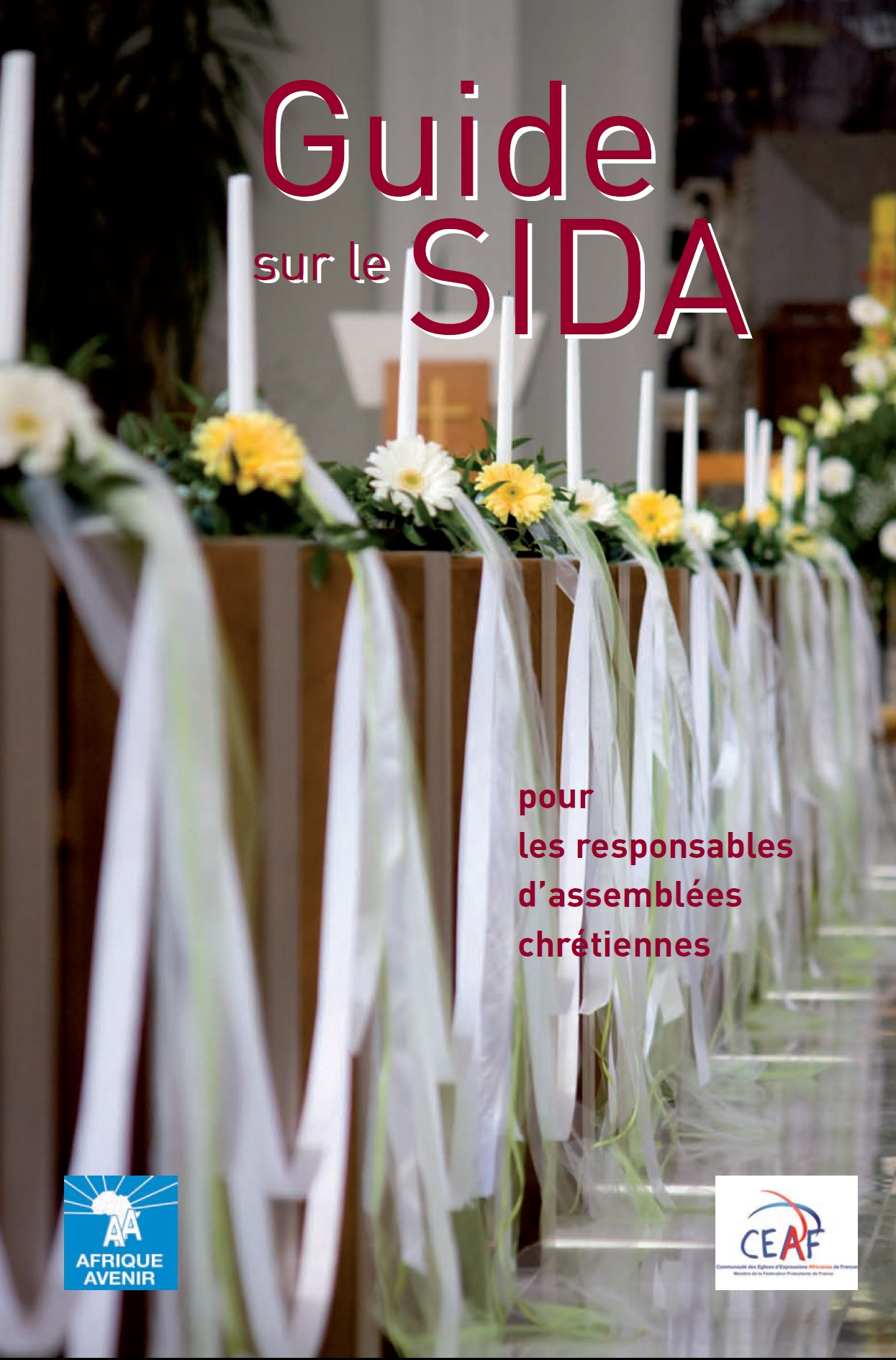 Guide sur le sida pour les responsables d'assemblées chrétiennes