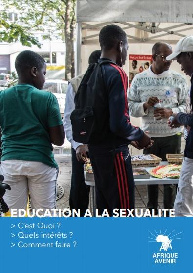 Livret sur l'éducation à la sexualité
